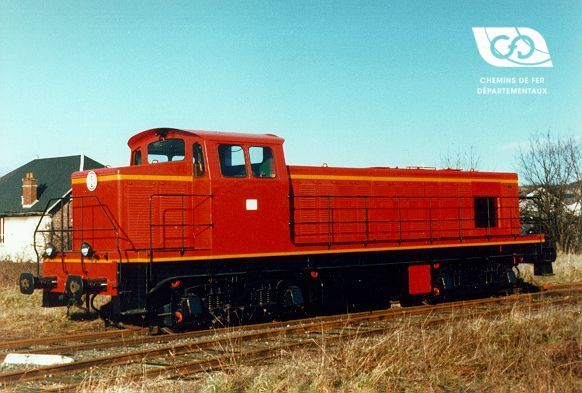 Locomotive BB 63000